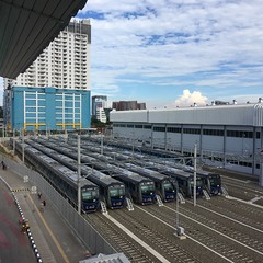 IMG_7866 (Billy Gabriel) Tags: mrt mrtstation jakarta subway train trainstation rail indonesia transportation