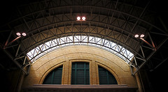 Toronto (Wil James) Tags: ontario sonyilca99m2 zeiss zeisszassm zeiss2470 architecture toronto canada lights building