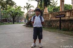 Cambodia's school boy (Lцdо\/іс) Tags: cambodia cambodge school boy children kambodscha khmer voyage temple siemreap cute asia asian asie asiatique travel lцdоіс