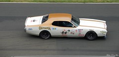 1974 Olympia Dodge Charger NASCAR - 24 heures du Mans 1976 (pontfire) Tags: olympia charger beer team oly express le mans 24h du 1976 classic 2012 v8 hemi wedge dodge american muscle cars old antique sports race voiture américaine de course sport automobile ancienne collection car auto autos automobili automobiles voitures coche coches carro carros wagen pontfire mopar nascar lmc 426