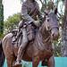 Boer War (1899 - 1902) Memorial, Anzac Parade, Canberra, AU