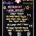 Metalachi Drink Specials