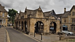 Chipping Campden Market Hall. The Cotswolds. England. (ManOfYorkshire) Tags: chipping campden thecostswolds cotswolds england gb uk honey stone local trade traders trading food goods 1627 landmark centre town saved gloucestershire