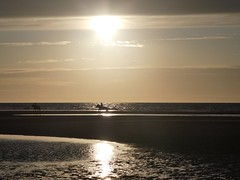 Sundown at Ainsdale (garstonian11) Tags: ainsdale