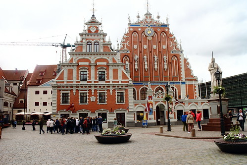 House of the Blackheads_Riga_Latvia_Jul18