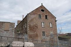 Wallace Craigie Works Dundee 2016 (8) (Royan@Flickr) Tags: 201605 wallace craigie works dundee william halley sons blackcroft landmark jute mill factory buildind demolished history 2016