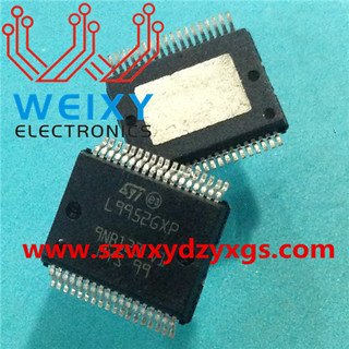 L9952GXP Commonly used vulnerable driver chip for automotive BCM