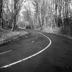 road (rotabaga) Tags: sverige sweden svartvitt göteborg gothenburg blackandwhite bw bwfp lomo lomography lubitel166 twinlens mediumformat mellanformat 120 6x6 fomapan