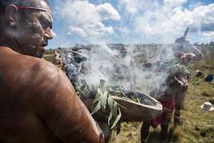 Narjong water healing ceremony, Long Plain, Kosciuszko National Park (Stuart-Cohen) Tags: longplain waterhealingceremony kosciuszkonationalpark aboriginal indigenous murrumbidgeeriver