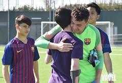 DSC_9600 (VAVEL España (www.vavel.com)) Tags: fcb barcelona barça masia cadete base cantera formativo nàstic dh fútbol football futebol soccer blaugrana azulgrana
