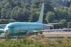 B-1137 (LAXSPOTTER97) Tags: xiamen air boeing 737 7378 max b1137 cn 43857 ln 7064 airport aviation airplane krnt