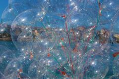 Trapped Fairies (Argyro Poursanidou) Tags: abstract balloons light story blue