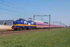 RXP 1251 met gezelschapstrein te Harselaar (Martijn_1987) Tags: 1251 rxp euroexpress harselaar