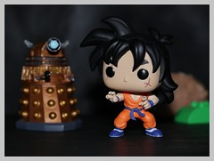 untitled (N.the.Kudzu) Tags: tabletop toys funkopop dragon ball drwho steampunk robot canoneosm canoneflens photoscape frame home
