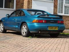 1992 Toyota MR2 2.0 GTi 16v (Neil's classics) Tags: vehicle 1992 toyota mr2 20gti 16v car