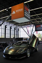 (Uno100) Tags: ats gt super car sport automobili turismo 2500 2019 coupe amsterdam motor show iams interiour dash board gull wing