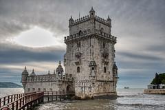 Lisbonne_6695 (Luc Barré) Tags: tour de belém portugal lisboa lisbon lisbonne chateau