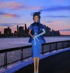 Metamorphosis Erin wearing an East 59th fashion (ksavoie1213) Tags: metamorphosiserin fr erinsalston nuface integritytoys fashionroyalty fashiondolls dolls