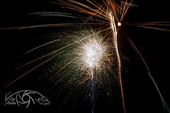 Abstract (Lux Animae) Tags: firework new year night
