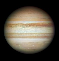 Collision Leaves Jupiter Bruised (NASA Hubble) Tags: jupiter asteroid asteroidimpact hubblespacetelescope hubble earlyreleaseobservations ero solarsystem nasa astronomy space cosmos sm4 servicingmission4 wfc3 widefieldcamera3 planet planets