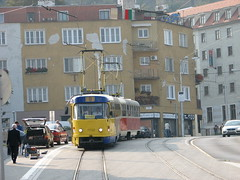 IMG_4217 (-A l e x-) Tags: bratislava slovakei tram strassenbahn tramway slovakia 2006 öpnv reise verkehr öffis