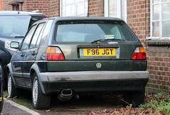 F96 JGT (Nivek.Old.Gold) Tags: 1989 volkswagen golf gti 5door 1800cc