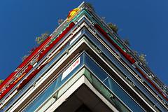 Madrid. 2019. (J. Zweig) Tags: nikon nikond5200 d5200 sigma affinityphoto building edificio geometric madrid spain