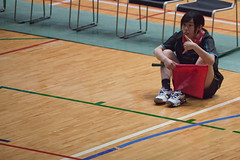 20180512_IMG_7343 (ko_en_volleyball_para) Tags: スポーツ sports バレーボール volleyball パラ para 聴覚障害 deaf the 18th national disabled competition hearing impaired area preliminary 2018 第18回 全国障害者スポーツ大会聴覚障害者バレーボール競技 地区予選大会 大田区体育館 otacity general gymnasium 栃木 tochigi 東京 tokyo