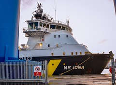 NS Iona - Aberdeen Harbour Scotland - 20th January 2019 (DanoAberdeen) Tags: berth starboard oldaberdeen nsiona candid amateur 2019 abz abdn uk gb danoaberdeen geotag tagged aberdeen harbour seaport seafarers maritime offshore oilships cargoships supplyships aberdeenscotland grampian seascape sailor sealife northeast shipspotting shipspotters tug tugboats scotch scotland marineoperationscentre pocraquay aberdeenharbour northeastscotland