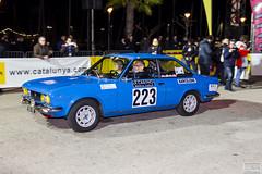 Monte-Carlo Historique 032 (Escursso) Tags: 223 124coupe 1971 2019 22e barcelona barcelone catalonia catalunya cotxes fia fiat historique montecarlo cars classic historic motorsport racing rally rallye spain