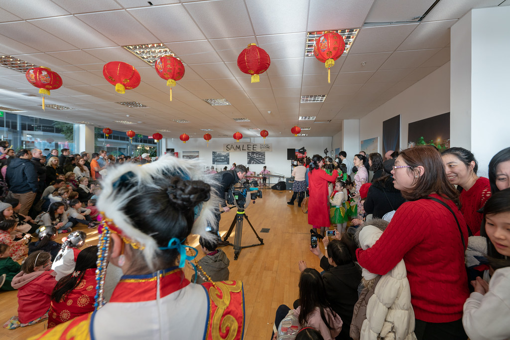 YEAR OF THE PIG - LUNAR NEW YEAR CELEBRATION AT THE CHQ IN DUBLIN [OFTEN REFERRED TO AS CHINESE NEW YEAR]-148904