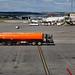 Airport fuel tanker