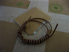 Brown (björnvandenbulcke) Tags: smileonsaturday shadesofbrown kartonnendoos elektrische draad plakband