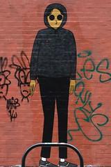 London Street Art 2019/039 (gary8345) Tags: greatbritain graffiti urbanart london britain 2019 art england eastlondon artistic unitedkingdom londonist shoreditch snapseed streetart uk