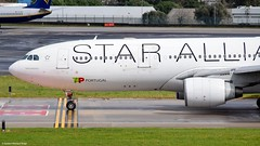 Airbus A330-200 I CS-TOH I TAP Air Portugal (Gustavo H. Braga) Tags: tapairportugal aviation airplanes airport aviação aviacao aviao aeronaves aeroporto airbus airbusa330 a330 staralliance avgeek photography