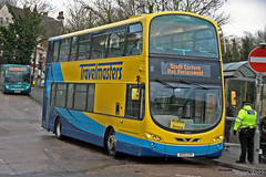 BX12 CVP (Photography By Ryan Webb) Tags: travelmasters bx12 cvp volvo b9tl wright gemini 2 ex first london vn36295