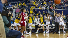 JD Scott Photography-mgoblog-IG-Michigan Women's Basketball-University of Indiana-Crisler Center-Ann Arbor-2019-38 (MGoBlog) Tags: annarbor basketball crislercenter february hoosiers jdscott jdscottphotography michigan photography sports sportsphotography universityofindiana universityofmichigan valentinesday wolverines womensbasketball mgoblog wwwjdscottphotographycommgoblogcom 2019 indiana michiganwomensbasketball wwwmgoblogcom