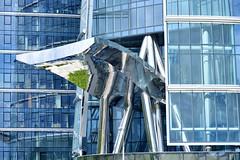 Tongue (PHOKUZNET) Tags: architecture building exterior office modern glass city urban warsaw warszawa poland easterneurope europe