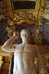 The Louvre - Paris - Marcellus (sarowen) Tags: marcellus louvremuseum thelouvre muséedulouvre paris parisfrance france museum art sculpture