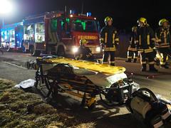 EMS and fireservice (Paramedix) Tags: feuerwehr oberndorf ems rettungsdienst drk unfall accident übung exercise germany deutschland badenwürttemberg medics