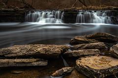 Waterfall Glen (scott5024) Tags: waterfall glen waterfalls water dupage forest preserve river long exposure