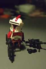 . (Darmanskirata) Tags: carnage clonearmycustoms clone brickarms brickforge starwars 253rd
