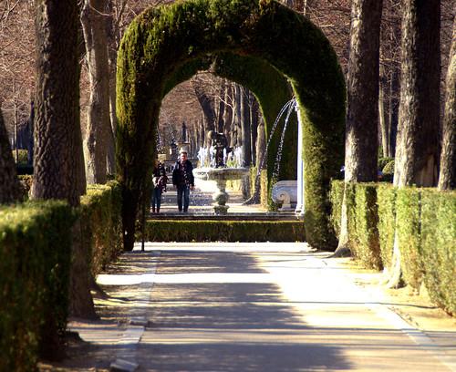 FUENTE DEL ESPINARIO, JARDIN DE LA ISLA, PALACIO REAL DE ARANJUEZ, MADRID 8994 2-3-2019