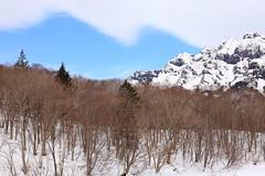 Nishidake, Togakushi Mountain range at Nagano prefecture in Japan (yasushiinanaga) Tags: togakushi naganoprefecture japan landscape mountain sky cloud canoneos6d ef2470mmf4lisusm 70mm ukiyoe