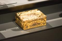 Small golden box (quinet) Tags: 2017 amsterdam antik netherlands rijksmuseum ancien antique museum musée