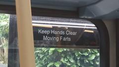 We shall not be moved: sign on London bus (John Steedman) Tags: uk unitedkingdom england イングランド 英格兰 greatbritain grandebretagne grossbritannien 大不列顛島 グレートブリテン島 英國 イギリス ロンドン 伦敦 london sign bus