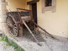 antiguo carro de madera Granadilla Caceres (Rafael Gomez - http://micamara.es) Tags: antiguo carro de madera granadilla caceres