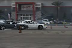 DSC_9731 (Find The Apex) Tags: nolamotorsportspark nodrft drifting drift cars automotive automotivephotography nikon d800 nikond800 tandemdrift tandem tandemdrifting tandembattle nissan 240sx nissan240sx s13 s14