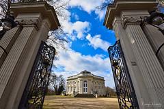 Schloss Richmond (r.wacknitz) Tags: richmond braunschweig schloss spätbarock niedersachsen himmel clouds nikond3400 sigma1020 luminar18 architektur architecture