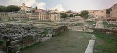 The Roman Forum of Athens #2 (jimsawthat) Tags: enhanced ancient ruins romanforum urban athens greece